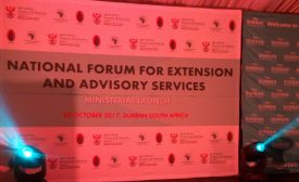 South Africa country forum officially launched