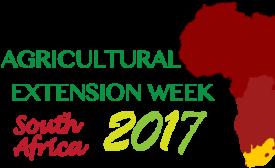 DURBAN DECLARATION: AFRICA AGRICULTURAL EXTENSION WEEK 2017