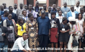 CAMFAAS stimulates professionalization of extension in Cameroon