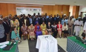 Workshop for the formalization of the West and Central Africa Network of Agricultural and Rural Advisory Services (RESCAR-AOC)