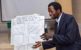 Ending  Gender Based Violence  in Agriculture Sector with Gender Champions