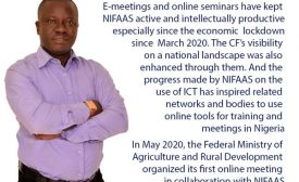 How the Nigerian Forum For Agricultural Advisory Service is Adjusting to the New Normal