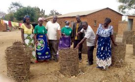 Climate Smart Agriculture for Smart farmers in Malawi