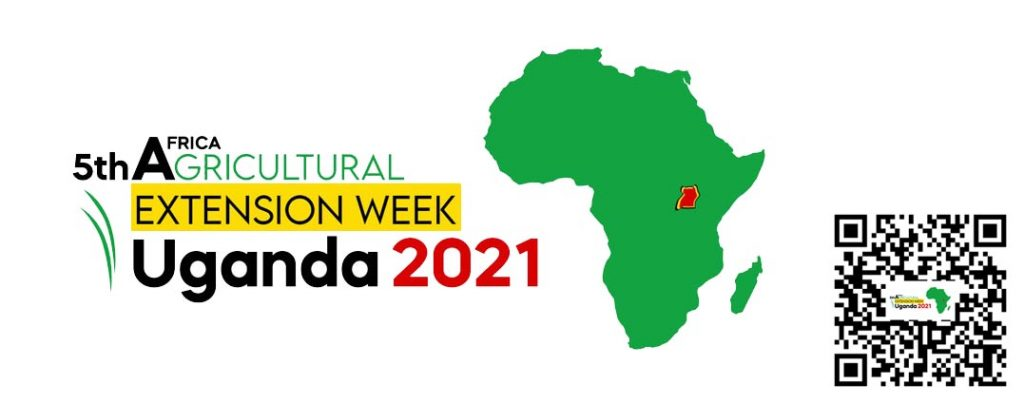THE 5th AFRICA-WIDE AGRICULTURAL EXTENSION WEEK, 2021