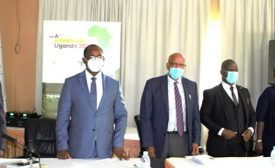 Official Launch of the 5th Africa-Wide Agricultural Extension Week (AAEW) 2021 by Uganda's Minister of State for Agriculture