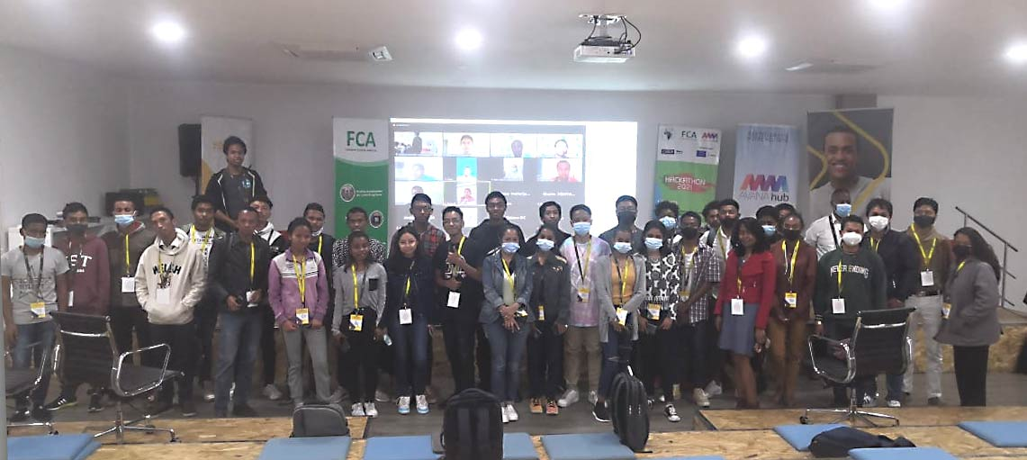 Focus on digital solutions for rural under development with AFAAS Hackathon 2021 in Madagascar